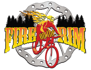 Fire on the Rim logo